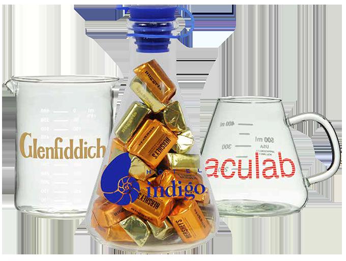 Borosilicate Lab Glassware Promotional Items!